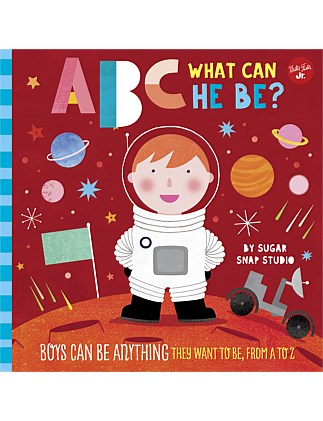 Abc For Me - Abc What Can He Be