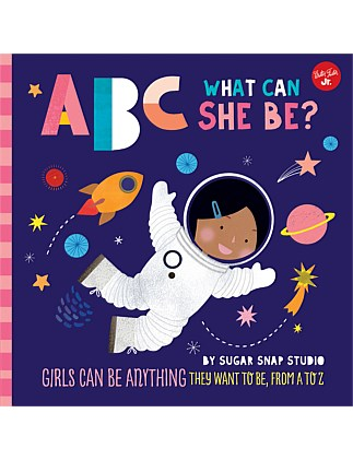 Abc For Me - Abc What Can She Be