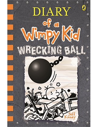 Wrecking Ball - Diary Of A Wimpy Kid Book 14