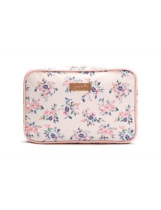 Iggy Pink Large Cosmetic Bag