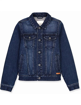Denim Jacket (Teen Boy 8-16)