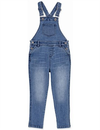 Denim Overall (Girls 2-10)
