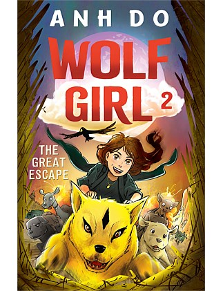Great Escape - Wolf Girl 2