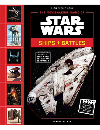 The Moviemaking Magic Of Star Wars - Ships And Battles