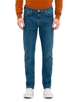 MENS TAPERED FIT JEAN