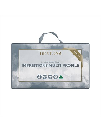 Impressions Multi Profile Pillow