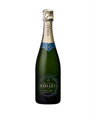 CHAMPAGNE COLLET EXTRA BRUT NV 750ML