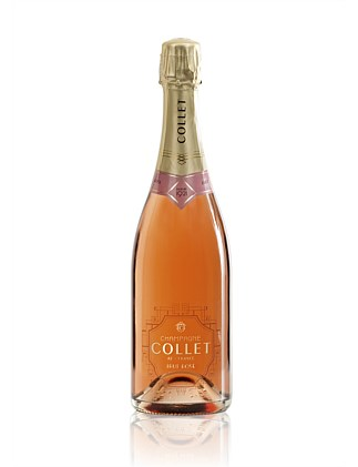 CHAMPAGNE COLLET ROSE NV 750ML