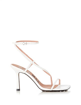 Lexi Ankle Strap Heel