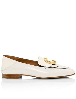 CHLOE C LOAFER ALL LEATHER