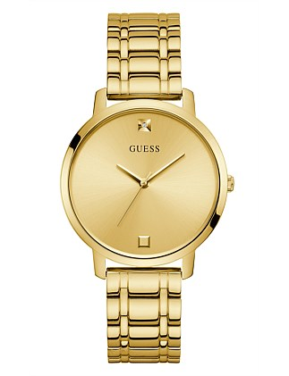 Guess Nova Gold  Dial And Bracelet