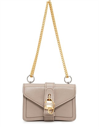 ABY CHAIN MINI SHOULDER BAG WITH CHAIN