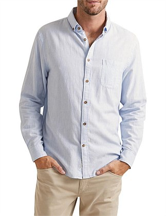 Mclure Brushed Cotton Shirt