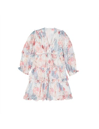 Jordyn Floral Dress (Girls 3-7)