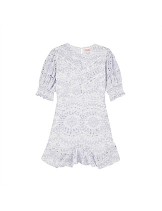 Penelope Embroidered Dress (Girls 3-7)