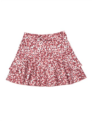 Amada Layered Skirt (Girls 3-7)