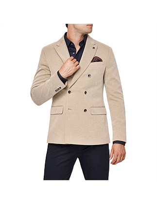 Chepstow Knit Double Breasted Blazer