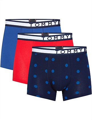 TOMMY 3 PACK TRUNK PRINT