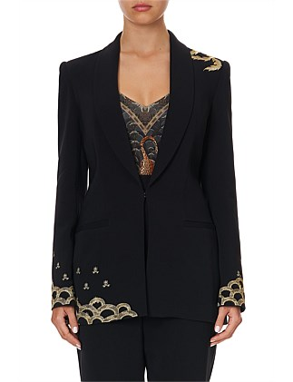 Tailored Mid Length Jacket