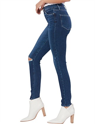 MARGOT ANKLE HIGH RISE JEAN