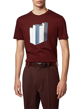 Limited Edition Konstantin Grcic T-Shirt With City Artwork