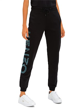 KENZO SPORT JOG PANTS WITH CRYSTALS