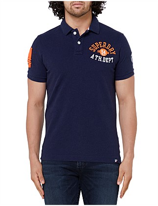 SUPERSTATE CLASSIC POLO