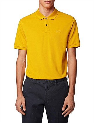 Regular-Fit Polo Shirt In Fine Pique