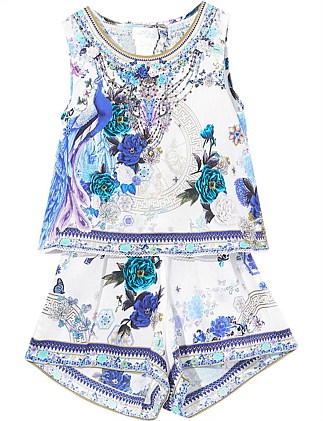 Kids Double Layer Playsuit (8-12 Years)