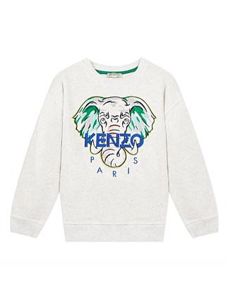Disco Jungle Jb Sweat Top (8-10 Years)