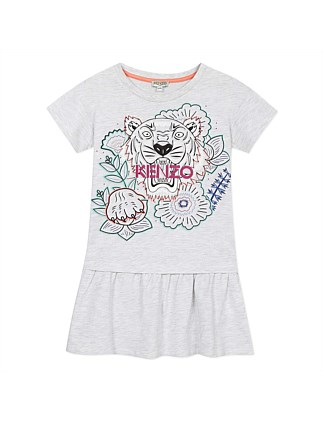 Tiger Jg Dress (8-10 Years)