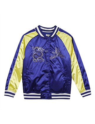 Jeanne Bomber Jacket (8-10 Years)