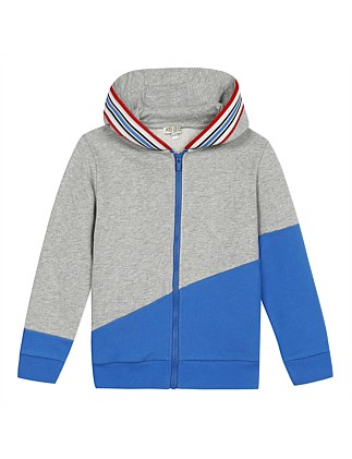 Boys Hooded Sweat (4-6 Years)