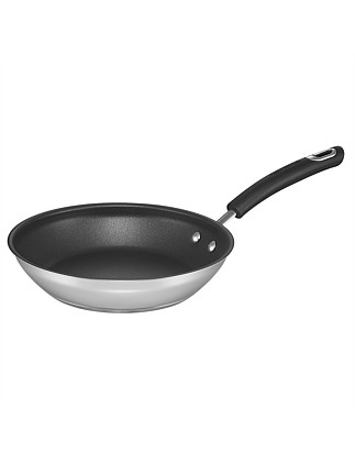 Total 24cm Stainless Steel Frypan