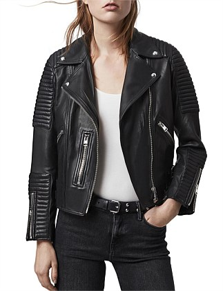 Estella Biker Leather Jacket