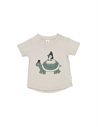 Turtle Penguin T-Shirt (Boys 3-5)