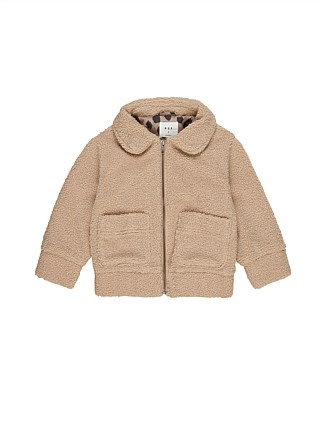 70's Bouclé Jacket (Girls 3-8)