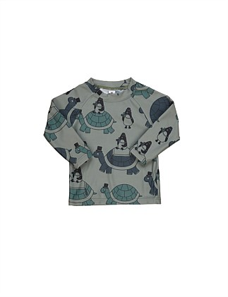 Turtle Tour Rashguard (Boys 3-5)