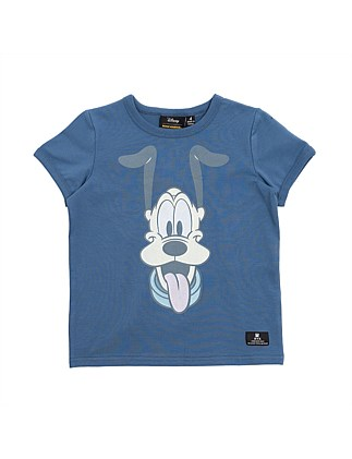 Pluto Pup Ringer Tee (Boys 3-7)