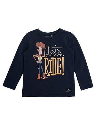 Toy Story L/S Tee (Boys 3-7)