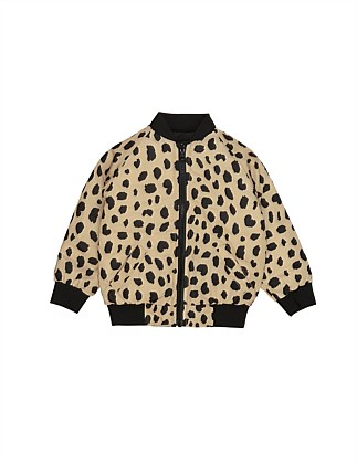 ANIMAL SPOT REVERSIBLE BOMBER (1Y - 2Y)