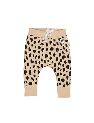 ANIMAL SPOT DROP CROTCH PANT (0-3M - 3Y)