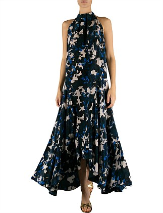 FLORENCE PRINT PIROUETTE DRESS