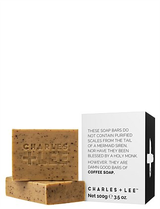 Coffee Soap Duo 200ml