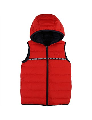 Puffer Jacket Sleeveless (6-12 Years)