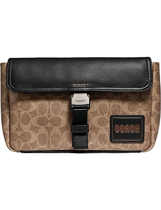 Pacer Belt Bag Crossbody In Signature Canvas