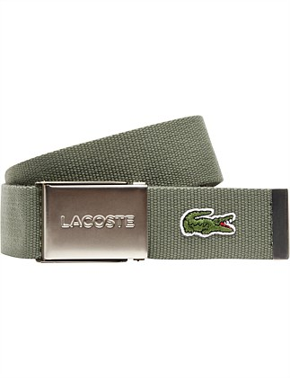 L1212 MENS CANVAS BELT