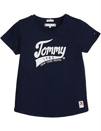 Tommy 1985 Graphic Tee (Girls 8-14)