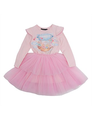Princess Wishes L/S Circus Dress