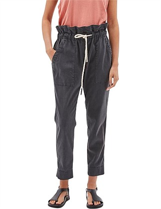 Dobby Cord Utility Pant